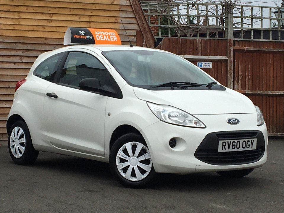 2010 Ford Ka 1.2 Studio 3dr - Picture 1 of 22