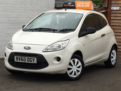 2010 Ford Ka 1.2 Studio 3dr - Picture 4 of 22
