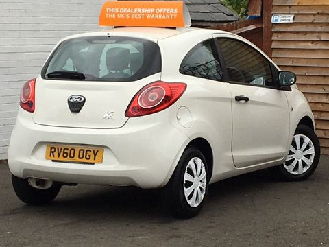 2010 Ford Ka 1.2 Studio 3dr - Picture 5 of 22