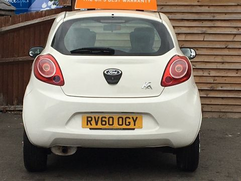 2010 Ford Ka 1.2 Studio 3dr - Picture 6 of 22