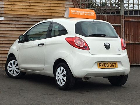 2010 Ford Ka 1.2 Studio 3dr - Picture 7 of 22