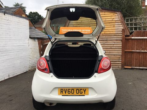 2010 Ford Ka 1.2 Studio 3dr - Picture 9 of 22