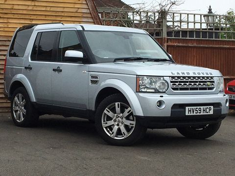 2009 Land Rover Discovery 4 3.0 SD V6 GS Auto 4WD 5dr