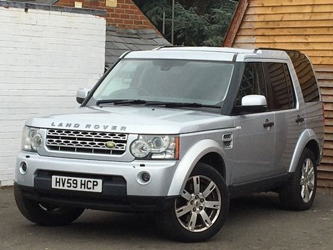2009 Land Rover Discovery 4 3.0 SD V6 GS Auto 4WD 5dr - Picture 3 of 15