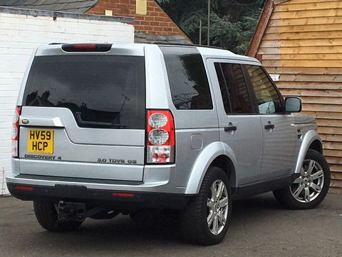 2009 Land Rover Discovery 4 3.0 SD V6 GS Auto 4WD 5dr - Picture 4 of 15