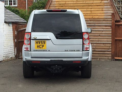 2009 Land Rover Discovery 4 3.0 SD V6 GS Auto 4WD 5dr - Picture 5 of 15