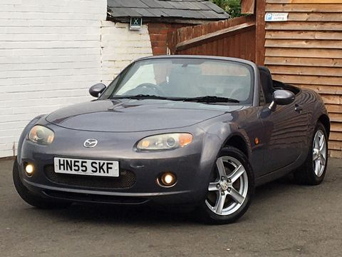 2005 Mazda MX-5 2.0i (Option Pack) 2dr - Picture 11 of 31