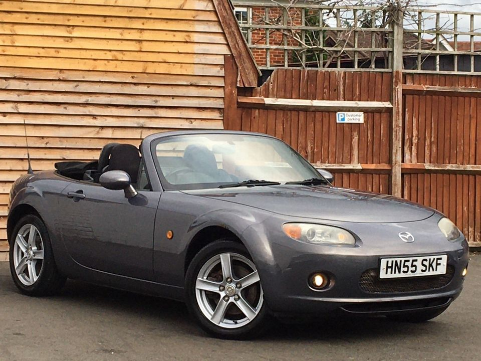 2005 Mazda MX-5 2.0i (Option Pack) 2dr - Picture 9 of 31