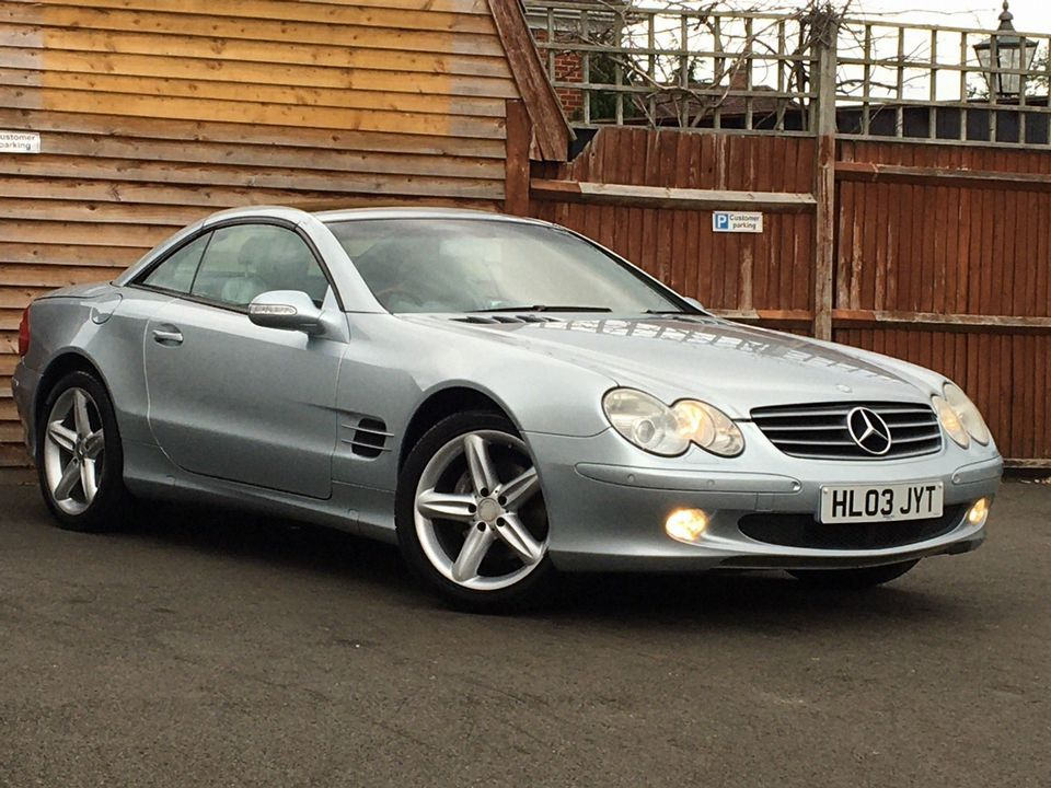 2003 Mercedes-Benz SL Class 3.7 SL350 2dr - Picture 1 of 33