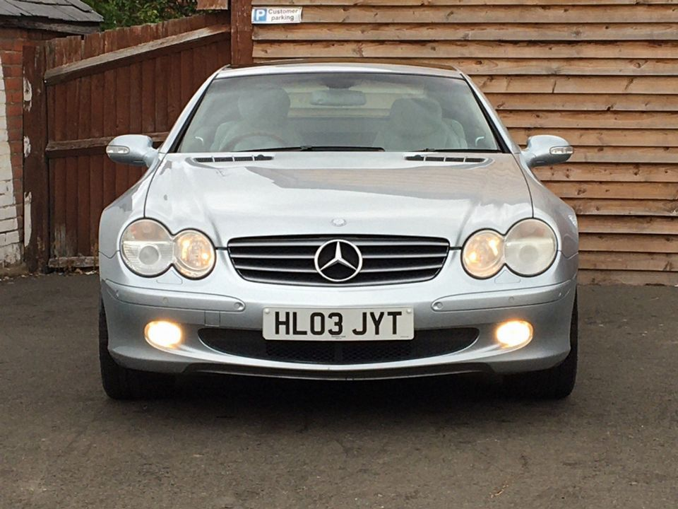 2003 Mercedes-Benz SL Class 3.7 SL350 2dr - Picture 3 of 33
