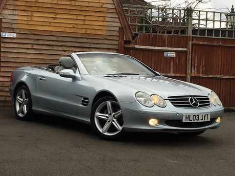 2003 Mercedes-Benz SL Class 3.7 SL350 2dr - Picture 5 of 33