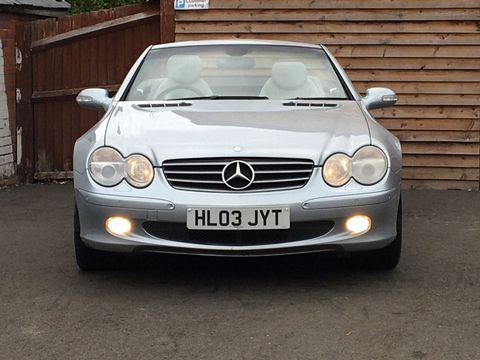 2003 Mercedes-Benz SL Class 3.7 SL350 2dr - Picture 6 of 33