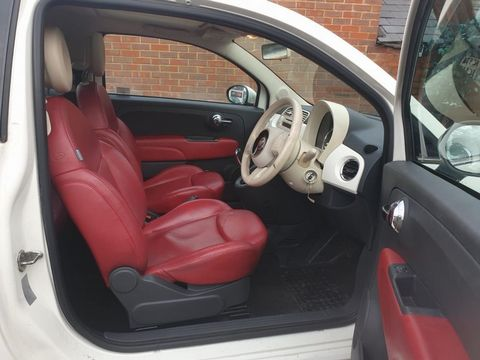 2009 Fiat 500 1.4 16v Lounge Dualogic 3dr - Picture 12 of 23