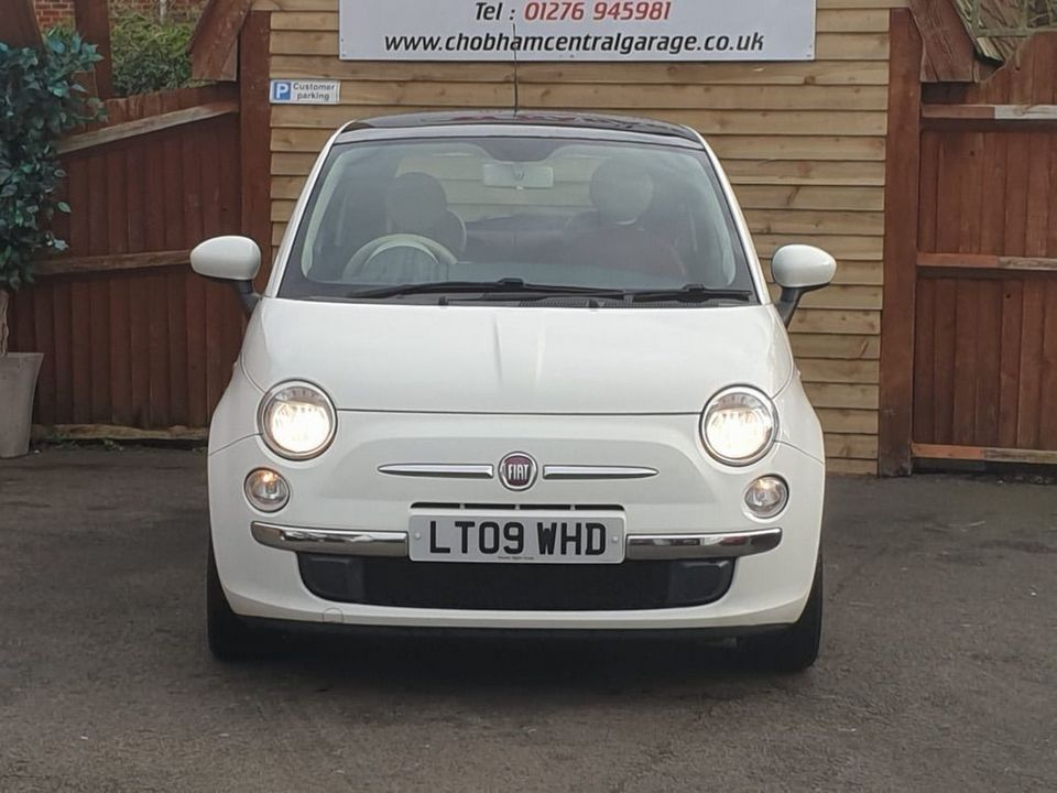 2009 Fiat 500 1.4 16v Lounge Dualogic 3dr - Picture 4 of 23