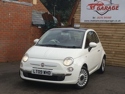 2009 Fiat 500 1.4 16v Lounge Dualogic 3dr - Picture 5 of 23