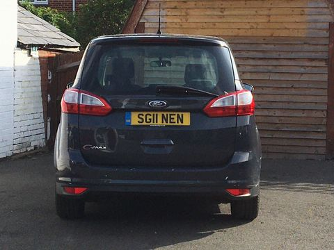 2011 Ford Grand C-Max 1.6 TDCi Zetec 5dr - Picture 6 of 29