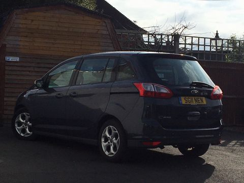 2011 Ford Grand C-Max 1.6 TDCi Zetec 5dr - Picture 8 of 29