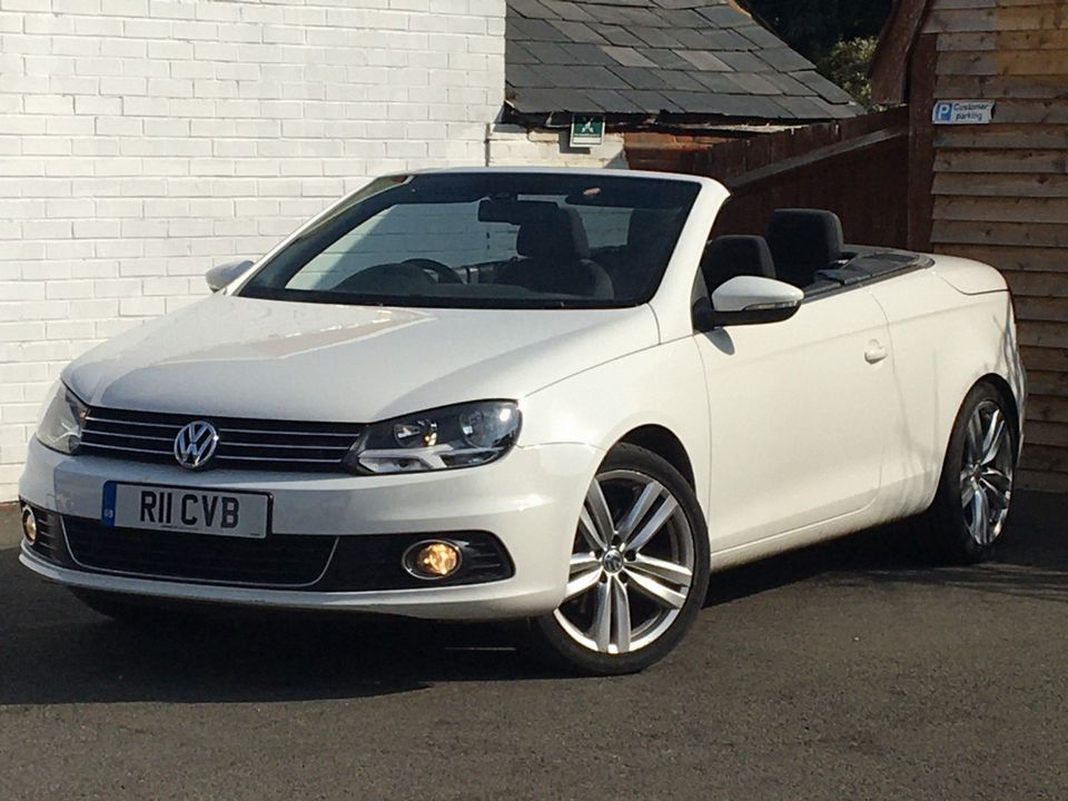 2011 Volkswagen Eos 1.4 TSI Sport Cabriolet 2dr - Picture 10 of 35
