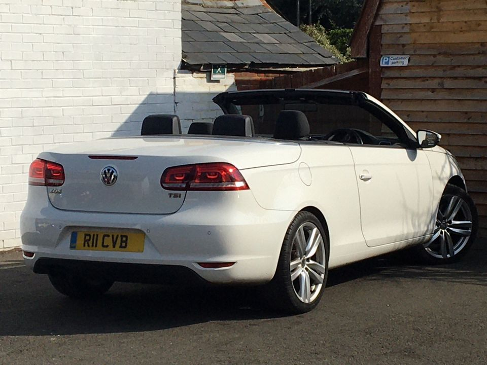 2011 Volkswagen Eos 1.4 TSI Sport Cabriolet 2dr - Picture 11 of 35