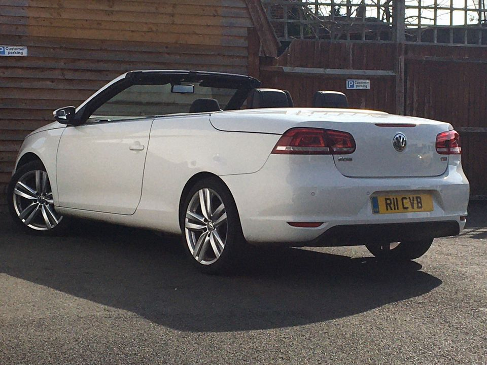 2011 Volkswagen Eos 1.4 TSI Sport Cabriolet 2dr - Picture 14 of 35