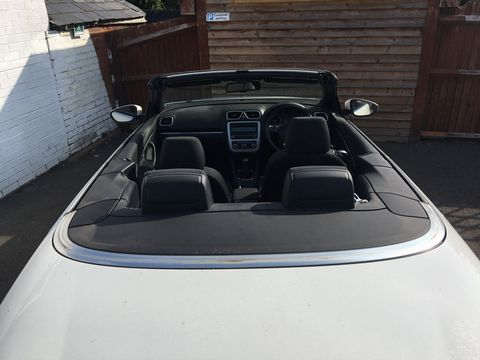 2011 Volkswagen Eos 1.4 TSI Sport Cabriolet 2dr - Picture 15 of 35