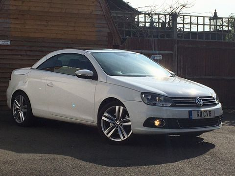 2011 Volkswagen Eos 1.4 TSI Sport Cabriolet 2dr - Picture 1 of 35