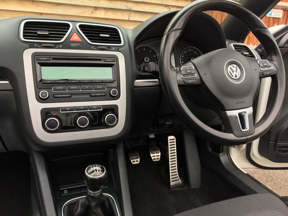 2011 Volkswagen Eos 1.4 TSI Sport Cabriolet 2dr - Picture 21 of 35