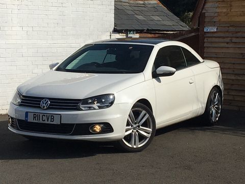 2011 Volkswagen Eos 1.4 TSI Sport Cabriolet 2dr - Picture 4 of 35