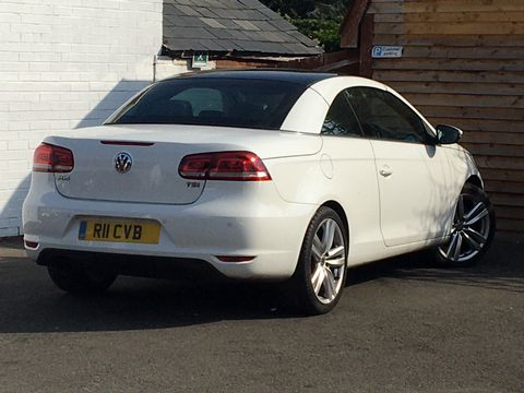 2011 Volkswagen Eos 1.4 TSI Sport Cabriolet 2dr - Picture 5 of 35