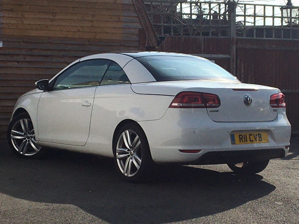 2011 Volkswagen Eos 1.4 TSI Sport Cabriolet 2dr - Picture 6 of 35