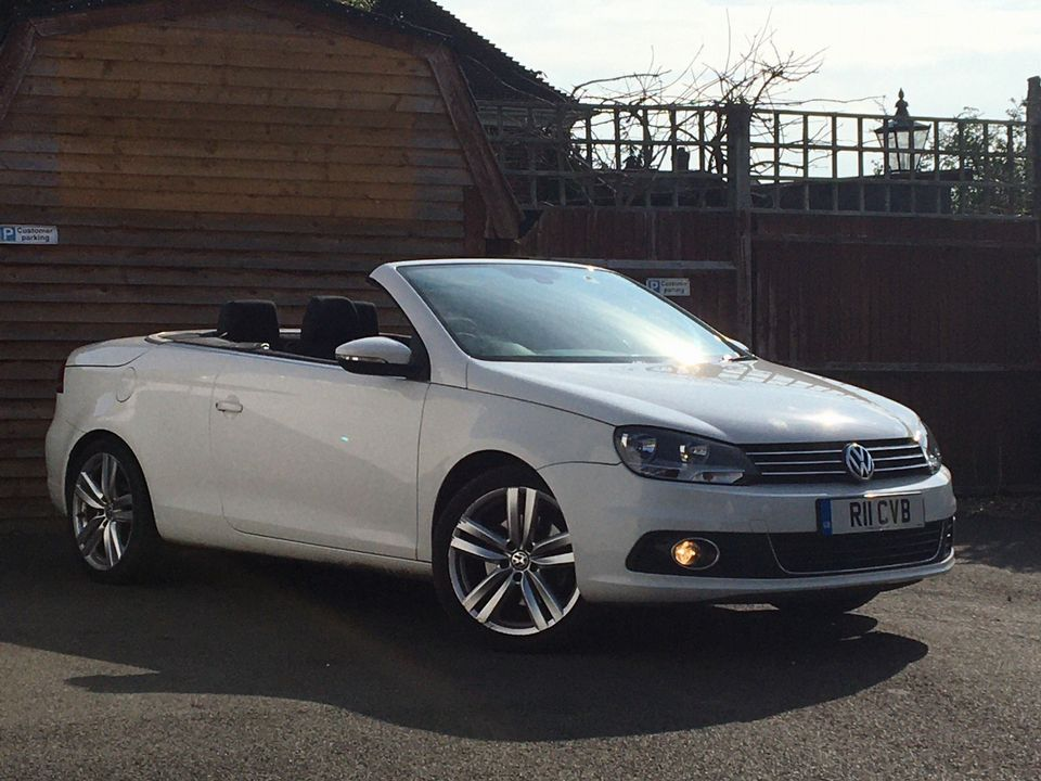 2011 Volkswagen Eos 1.4 TSI Sport Cabriolet 2dr - Picture 8 of 35