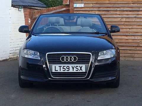 2009 Audi A3 Cabriolet 1.6 Cabriolet 2dr - Picture 10 of 29