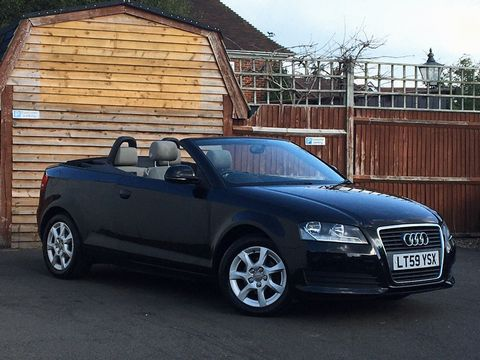 2009 Audi A3 Cabriolet 1.6 Cabriolet 2dr - Picture 11 of 29
