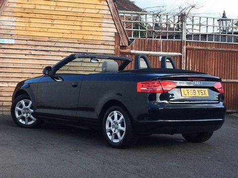 2009 Audi A3 Cabriolet 1.6 Cabriolet 2dr - Picture 13 of 29