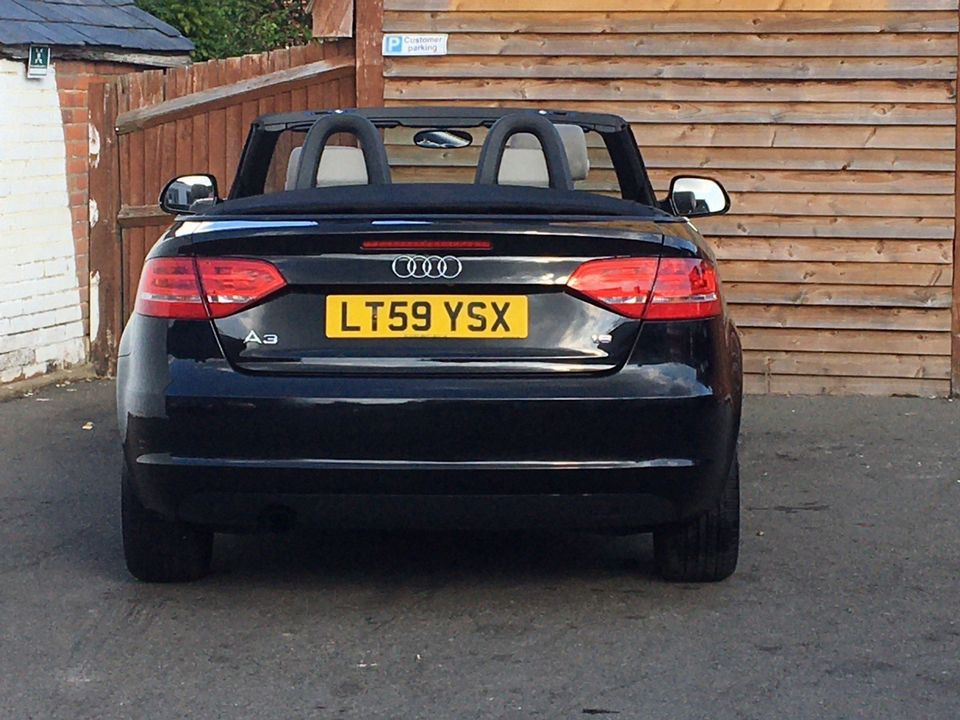 2009 Audi A3 Cabriolet 1.6 Cabriolet 2dr - Picture 14 of 29