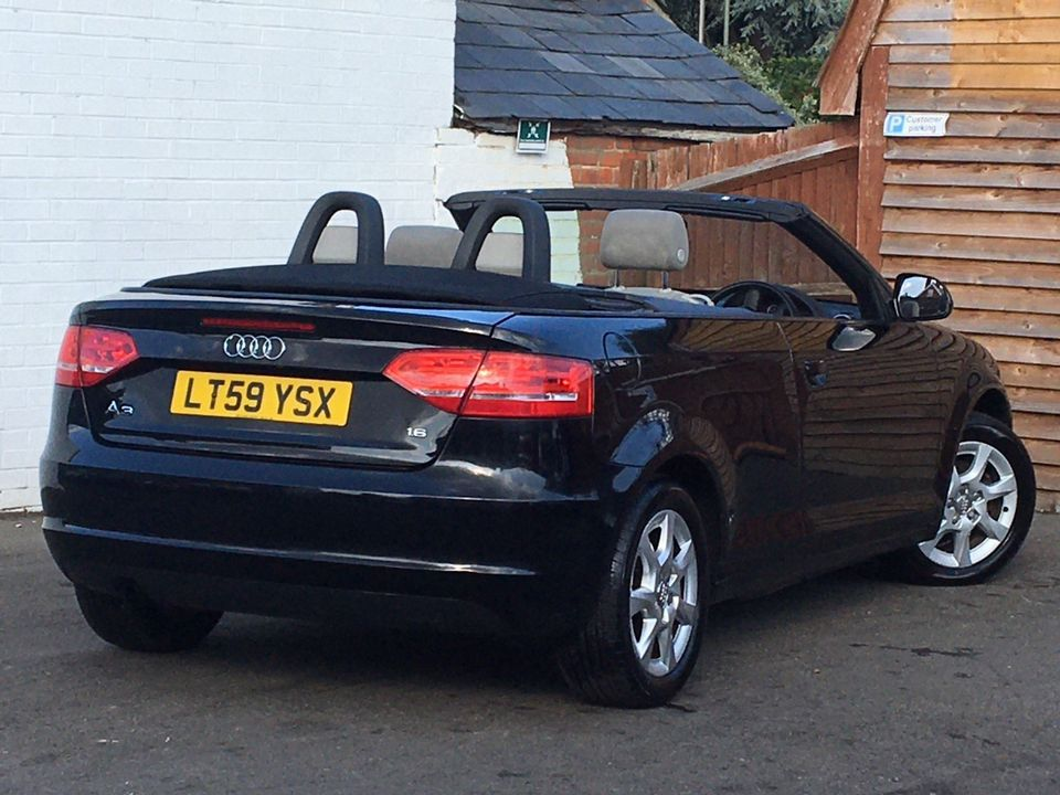 2009 Audi A3 Cabriolet 1.6 Cabriolet 2dr - Picture 15 of 29