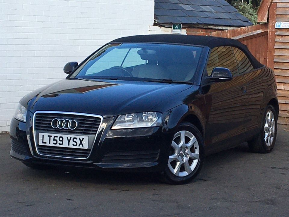 2009 Audi A3 Cabriolet 1.6 Cabriolet 2dr - Picture 4 of 29
