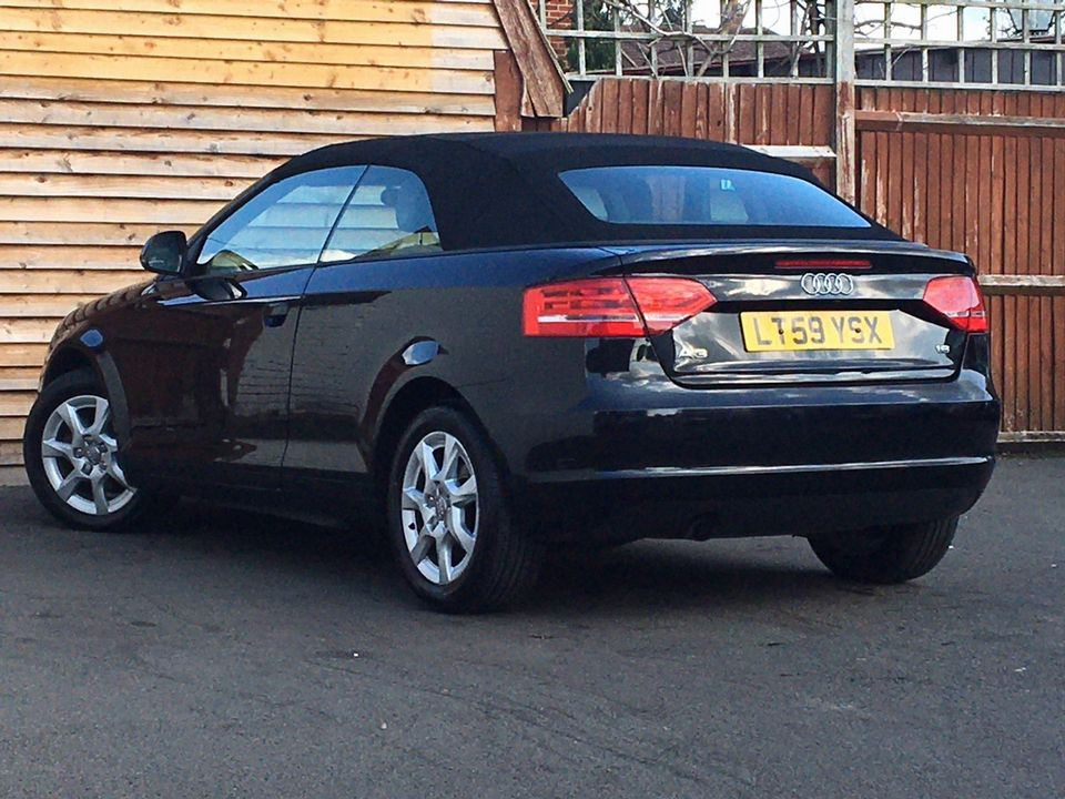 2009 Audi A3 Cabriolet 1.6 Cabriolet 2dr - Picture 5 of 29