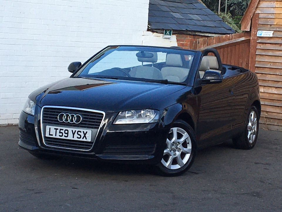 2009 Audi A3 Cabriolet 1.6 Cabriolet 2dr - Picture 9 of 29
