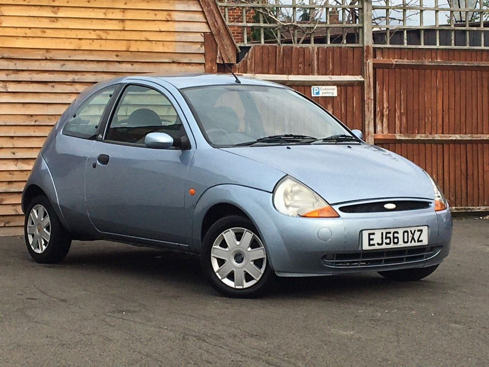 2006 Ford Ka 1.3 Style 3dr - Picture 1 of 20