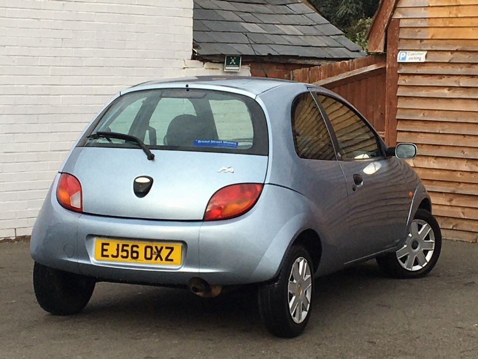 2006 Ford Ka 1.3 Style 3dr - Picture 5 of 20