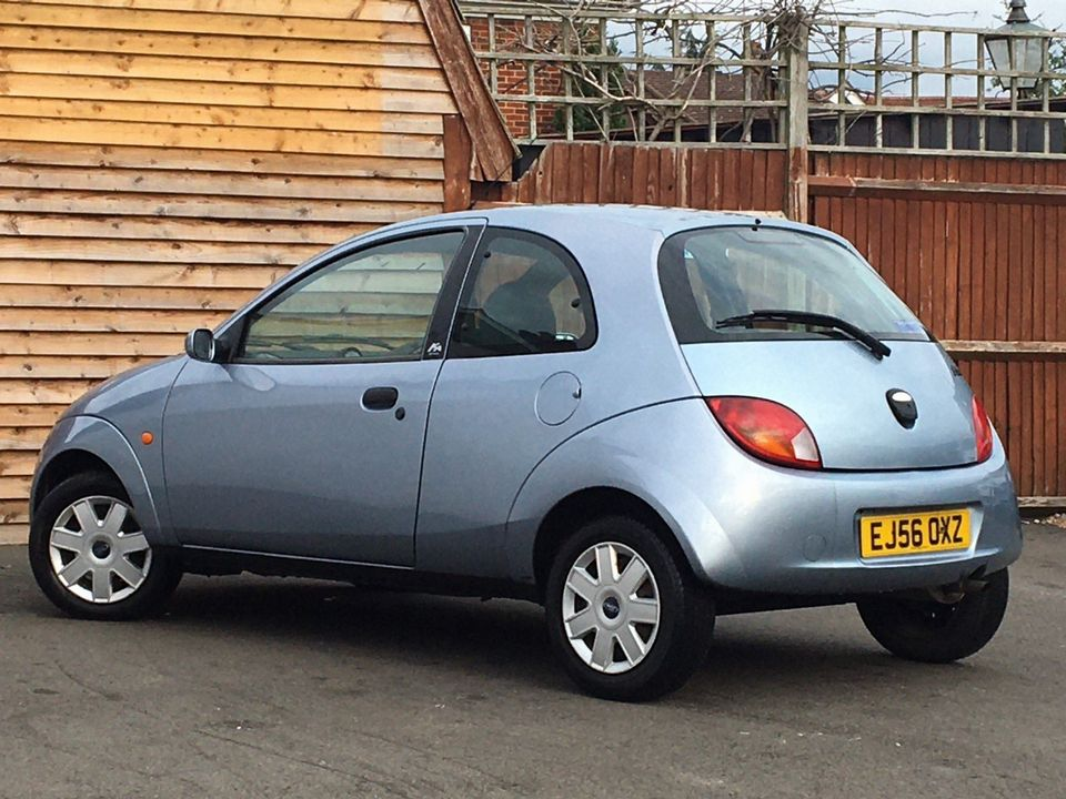 2006 Ford Ka 1.3 Style 3dr - Picture 7 of 20