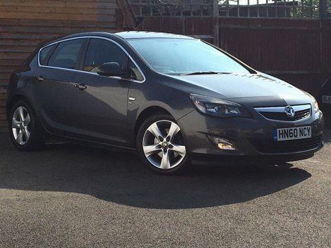2010 Vauxhall Astra 1.7 CDTi SRi 5dr