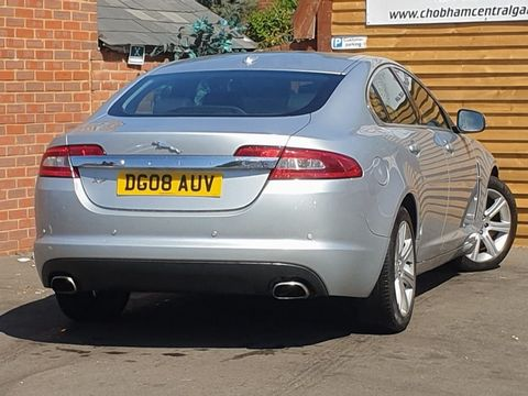 2008 Jaguar XF 2.7 TD Luxury 4dr - Picture 11 of 37