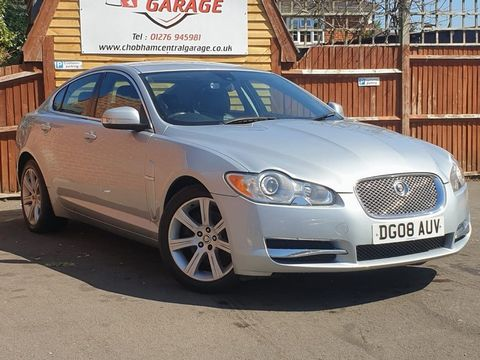 2008 Jaguar XF 2.7 TD Luxury 4dr - Picture 1 of 37