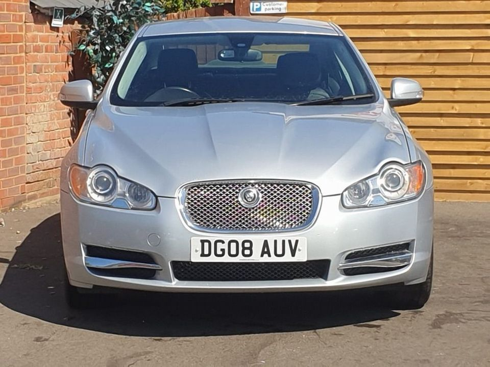 2008 Jaguar XF 2.7 TD Luxury 4dr - Picture 5 of 37