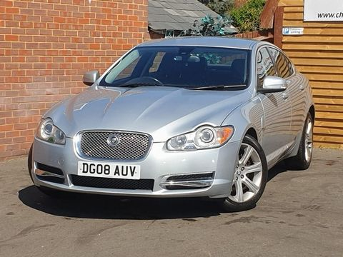 2008 Jaguar XF 2.7 TD Luxury 4dr - Picture 6 of 37