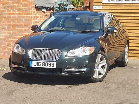 2008 Jaguar XF 2.7 TD Premium Luxury 4dr - Picture 6 of 37