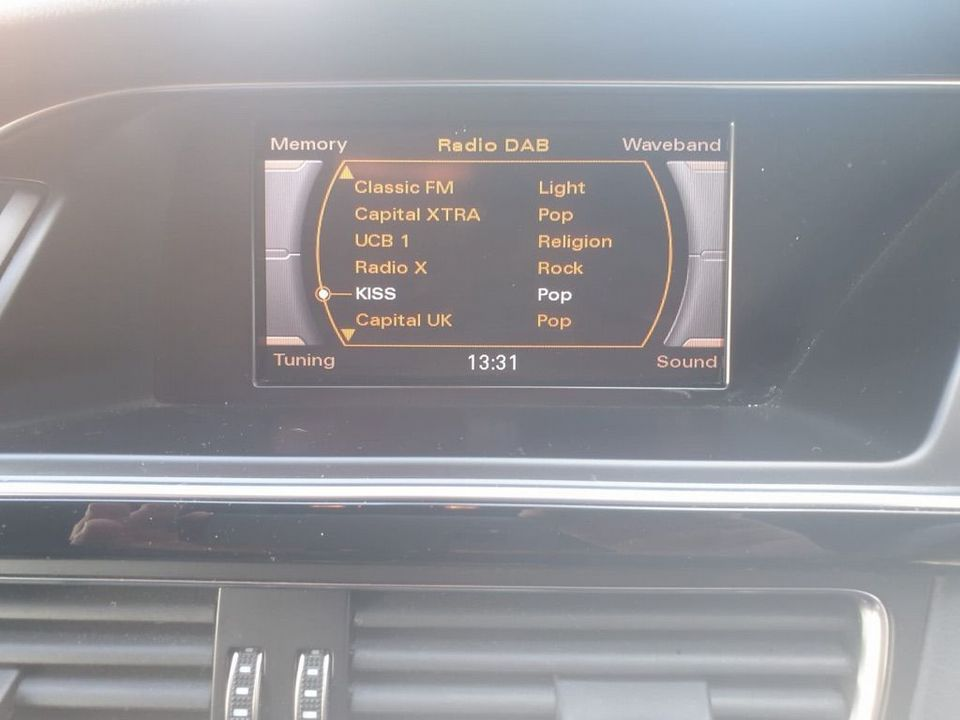 2012 Audi A5 2.0 TDI Black Edition Multitronic 2dr - Picture 11 of 26