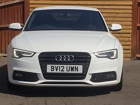 2012 Audi A5 2.0 TDI Black Edition Multitronic 2dr - Picture 5 of 26